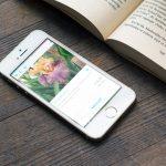 Iris Splendor Website Mockup