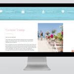 Website Design Portfolio - Travel Planner 2