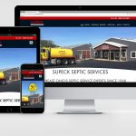 Website Design Portfolio - Local Service Company 2